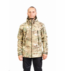 Куртка Soft Shell TM Wolf мультикам